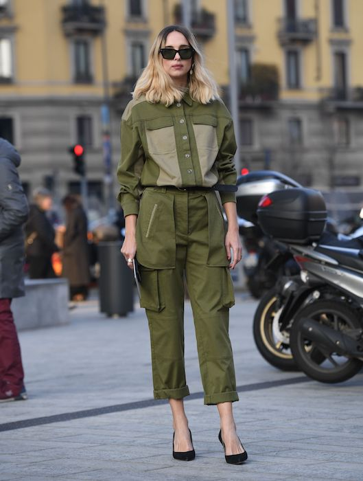 Street style in Italy