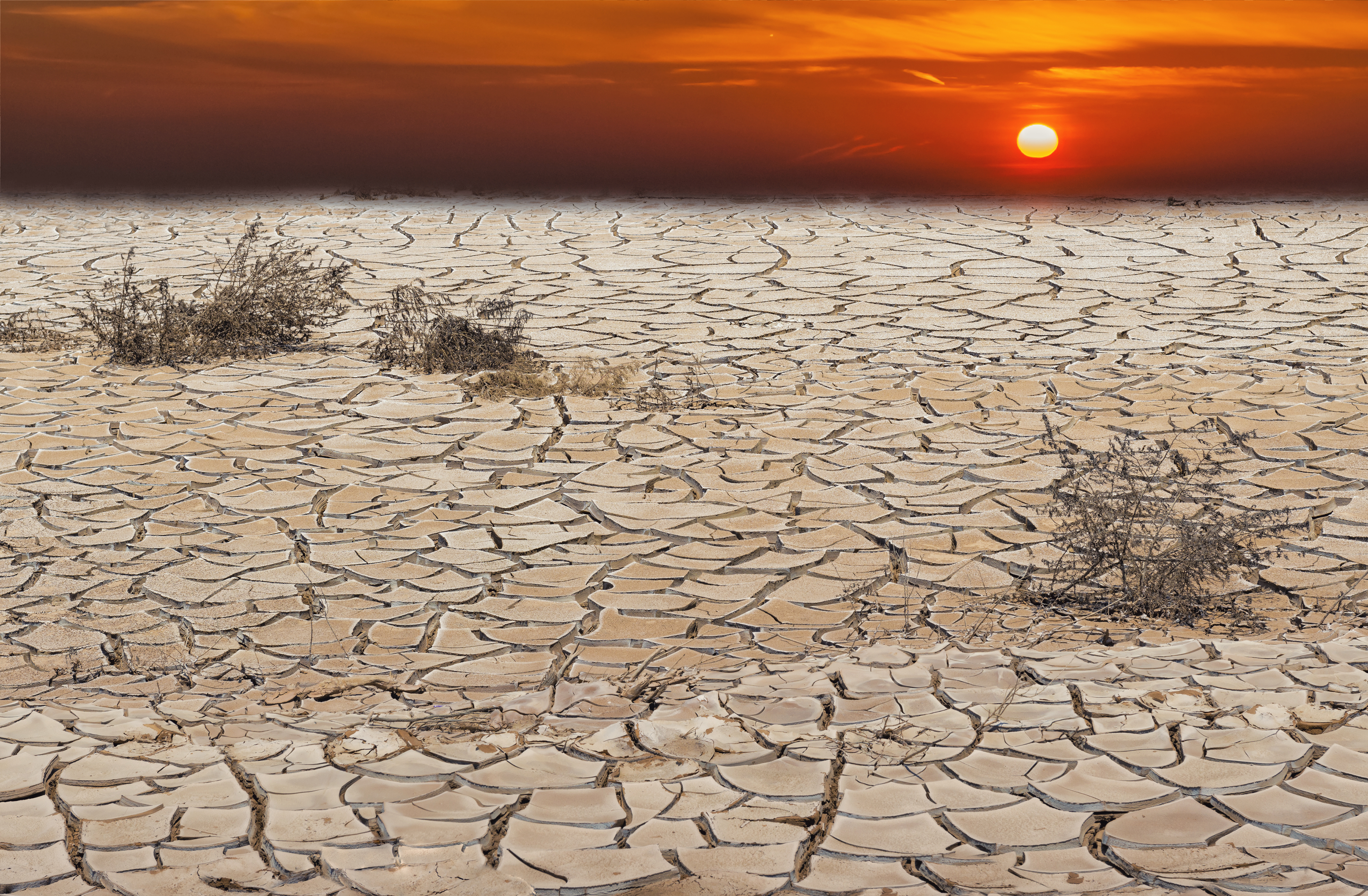 Red Heat or Horrors of Global warming