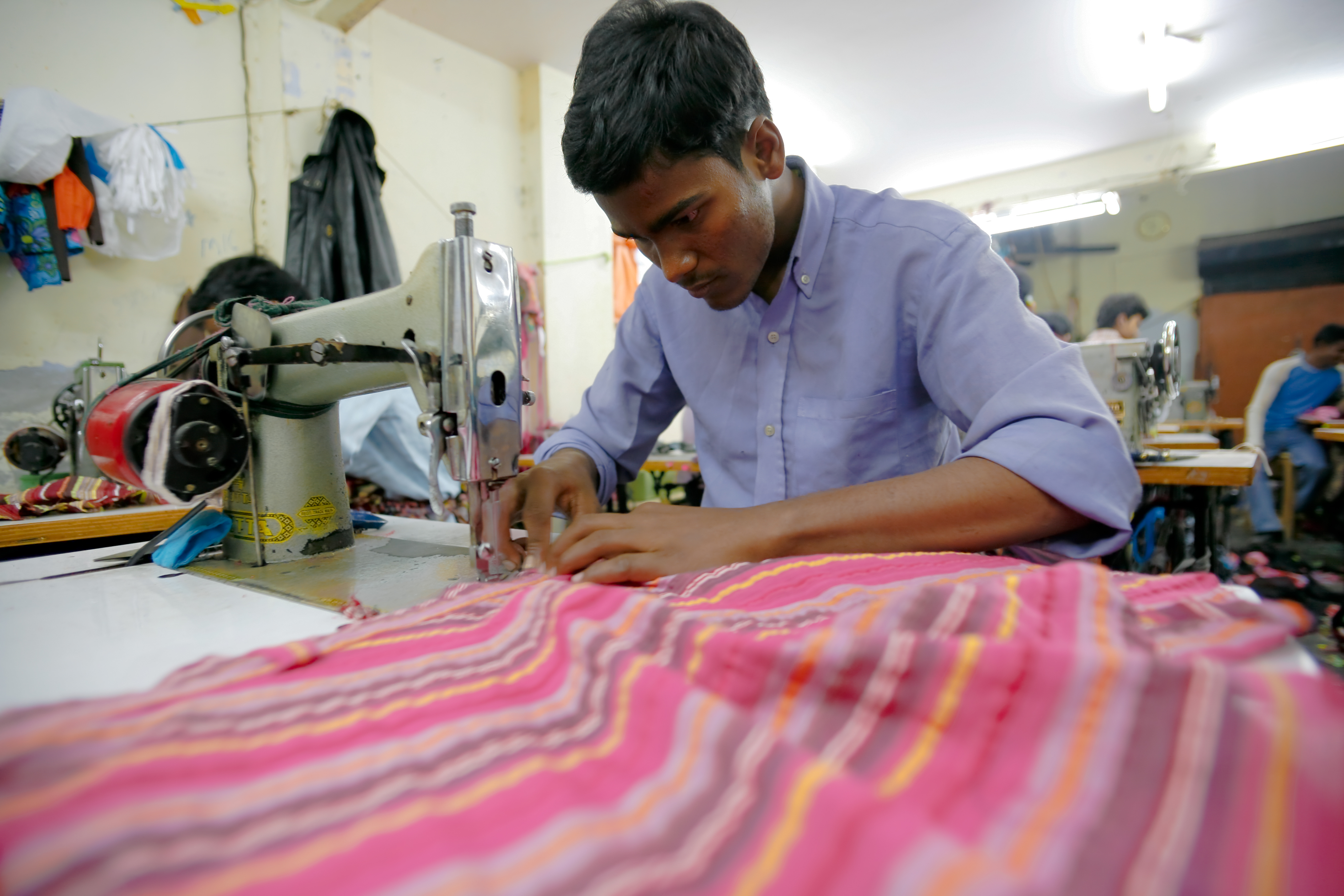 Trade War Means An Opportunity For India To Make It Big In Fashion Sourcing Journal
