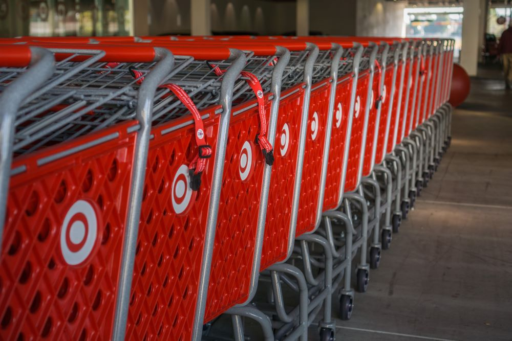 Target prioritizes store remodels over next-day delivery spending, lags Amazon and Walmart
