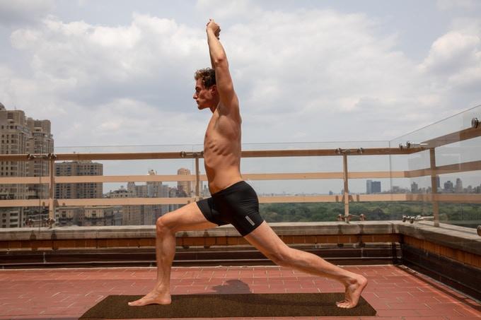 Teamkit men's luxury underwear startup Kickstarter Michael Berkowitz