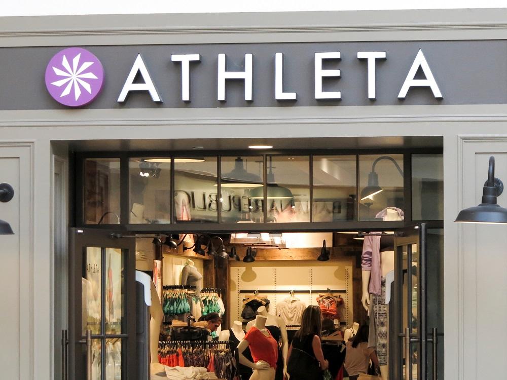Athleta has a new CEO