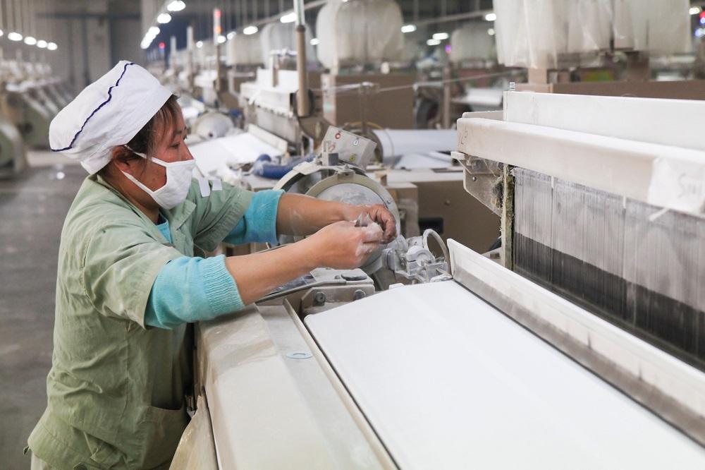 China textiles