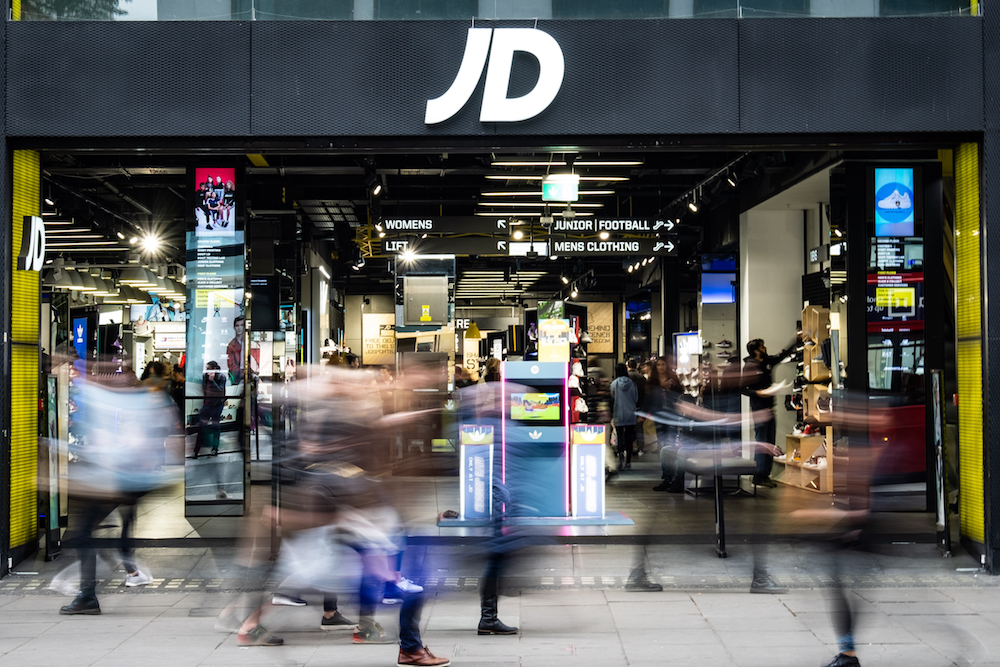 JD sports reveals Brexit plans, healthy first half