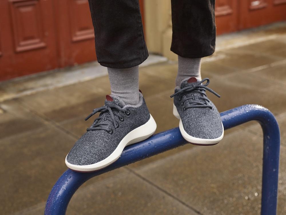 Allbirds new waterproof mizzle wool sneaker collection