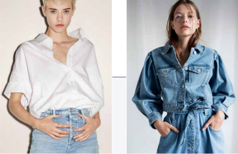 Inditex Reports Profits as Zara Launches Recycled Denim Collections