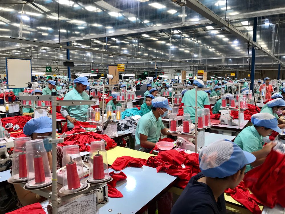 Cambodia's government announced Friday that it will be raising the country's minimum wage for textile workers to $190 per month.
