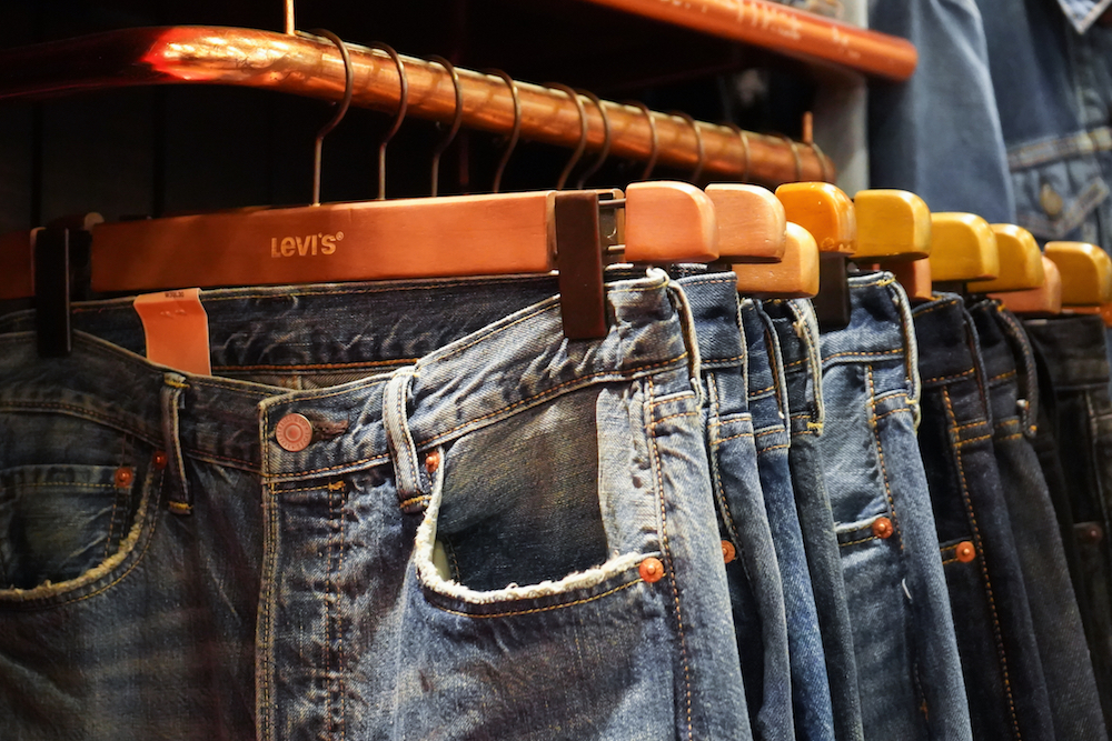 Levi Strauss The Jeans Company acquisition