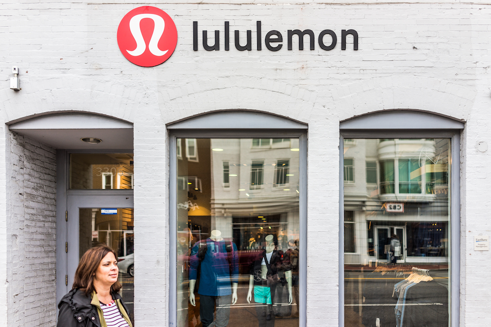 Lululemon branches into streetwear