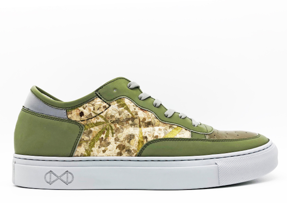 Nat-2's cannabis sneaker line