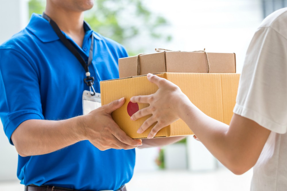 Deliverr offers fulfillment services to help sellers compete with Amazon's Prime shipping option.