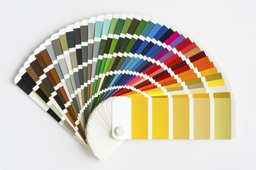 Pantone has added 294 new colors to its library.