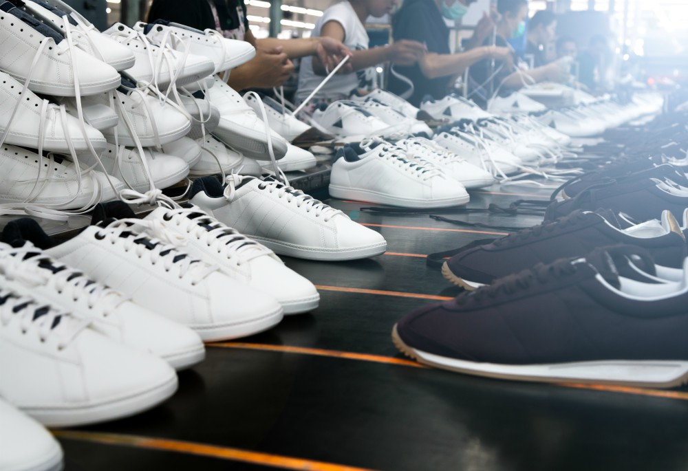 The impact of tariffs on Chinese footwear has the country's manufacturers pressed for options.