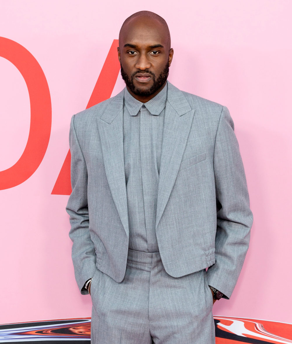 Virgil Abloh of Off-White and Louis Vuitton announces break