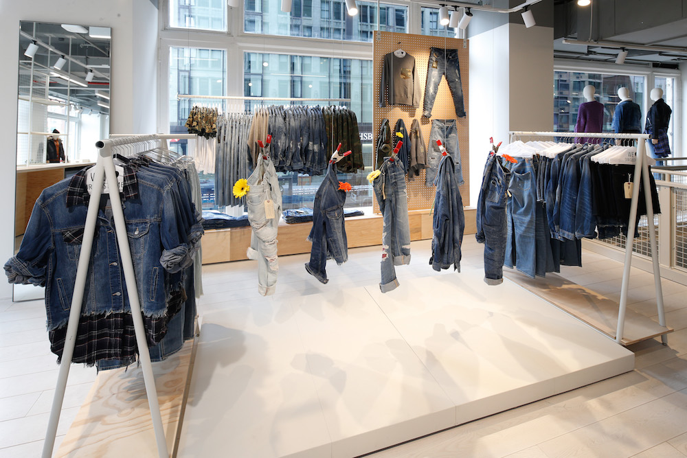 American Eagle has reimagined how it engages with customers, letting the store format become the local community hangout for teens.