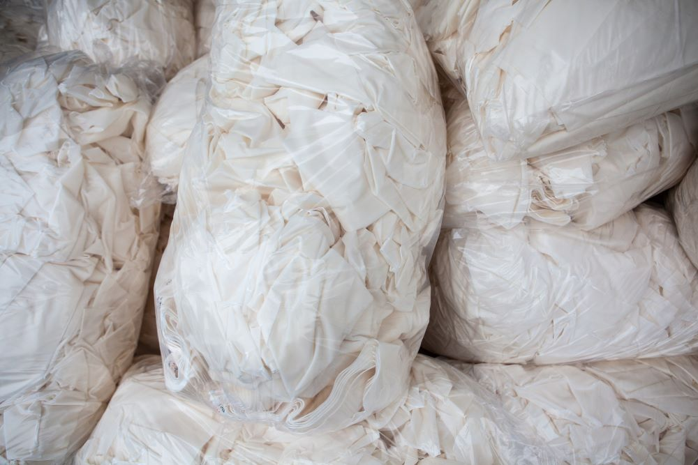 A new breed of infrared technology could give textile recycling a boost by identifying fibers with greater accuracy and reliability.