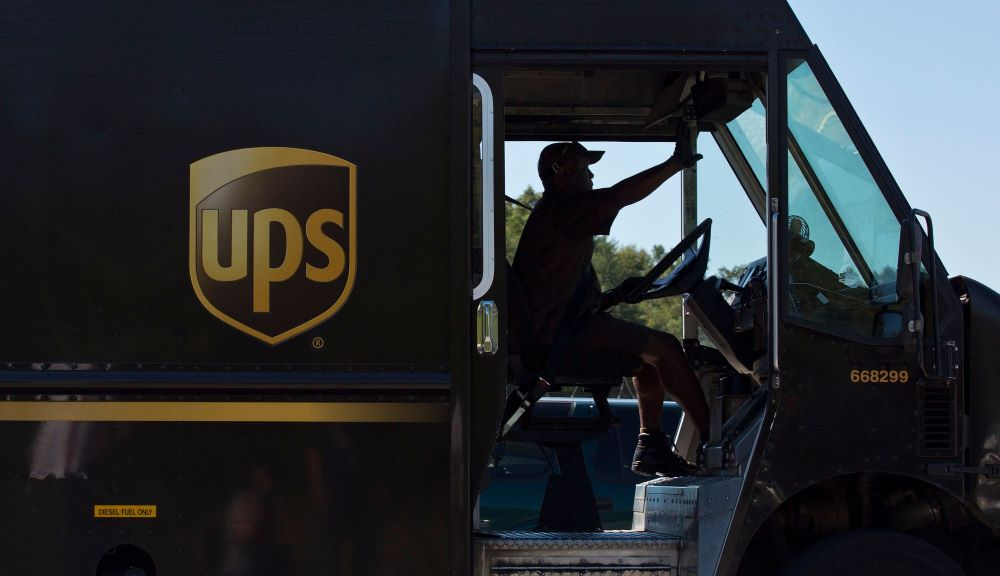 UPS expanded its Nashville-area automated sorting facility, nearly doubling the center's package sortation capacity.