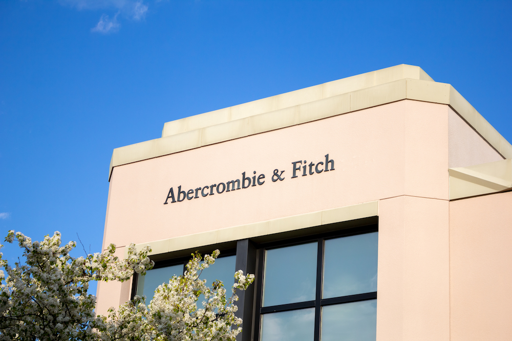 abercrombie and fitch has announced its support of three new sustainable programs
