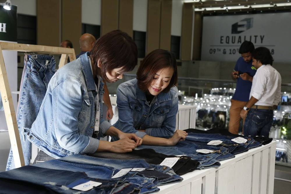 Bangladesh Denim Expo and Sustainable Apparel Forum are to be held in Bashundhara, Dhaka, Nov. 5-6.