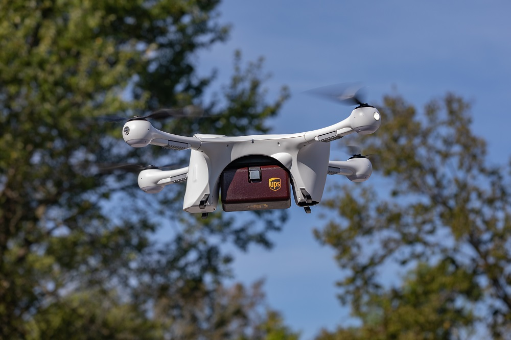 UPS has put in play several new technology-based services and partnerships, from drone delivery to enhanced digital access in e-commerce.