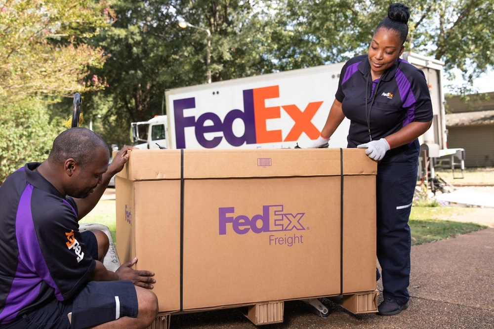 FedEx Corp. is expanding its capabilities in two key areas to enhance the rapidly growing e-commerce market.