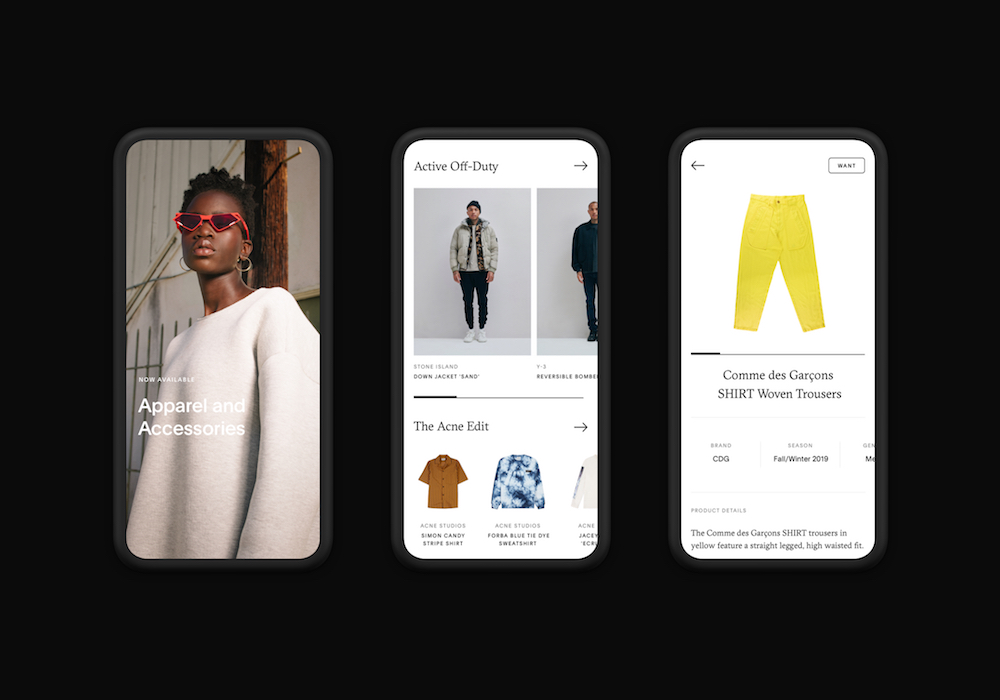 On Monday, sneaker resale platform GOAT announced sweeping changes to its secondhand-centric business model, opening its app up to streetwear, contemporary and luxury apparel selling at retail prices thanks to new partnerships with hyped-up retailers and boutiques.