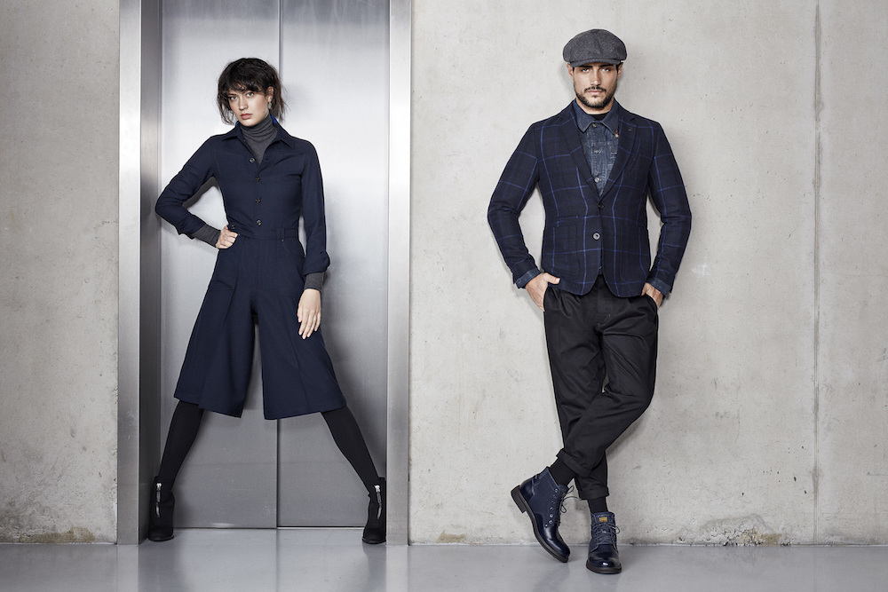 G-Star Raw Fall '19 look. Gwenda van Vliet, G-Star Raw's chief marketing officer, shares how the company's long-standing relationships enable it to innovate.