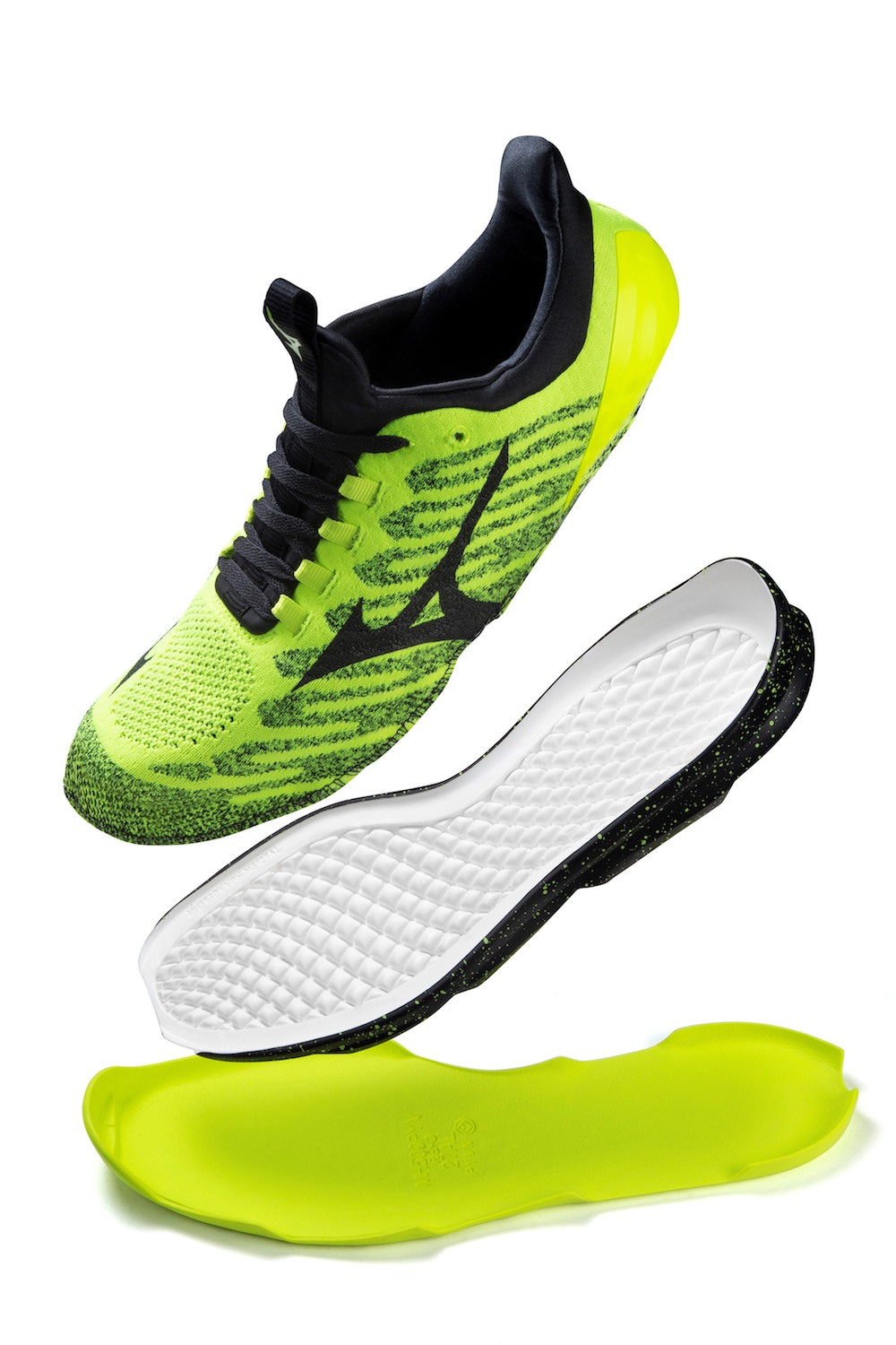 BASF and Mizuno have combined their technical footwear knowledge on a performance capsule based on Elastopan polyurethane.