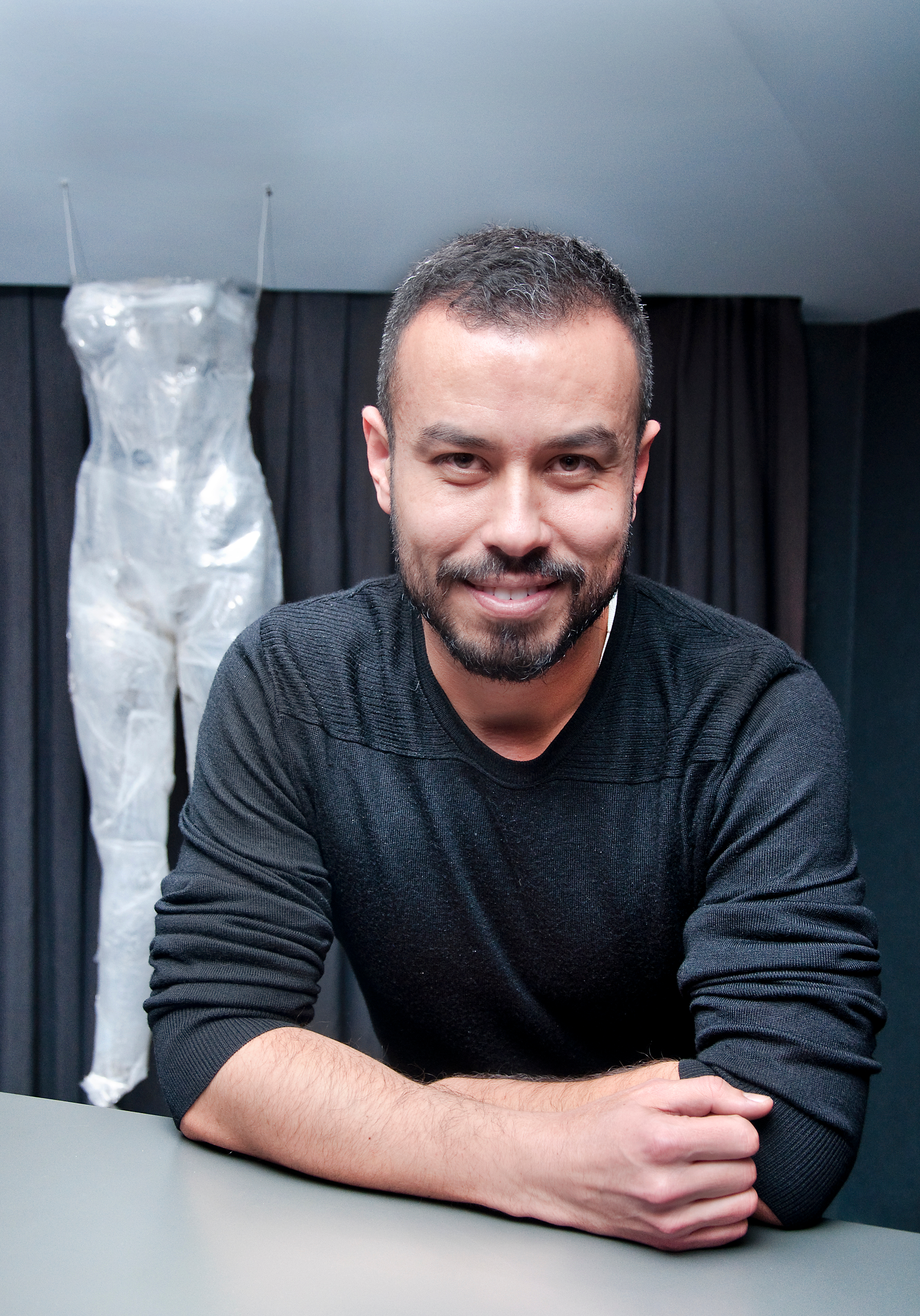 Body-measuring app MySizeID partnered with Turkish designer Niyazi Erdogan to promote the sizing technology during Istanbul's fashion week.