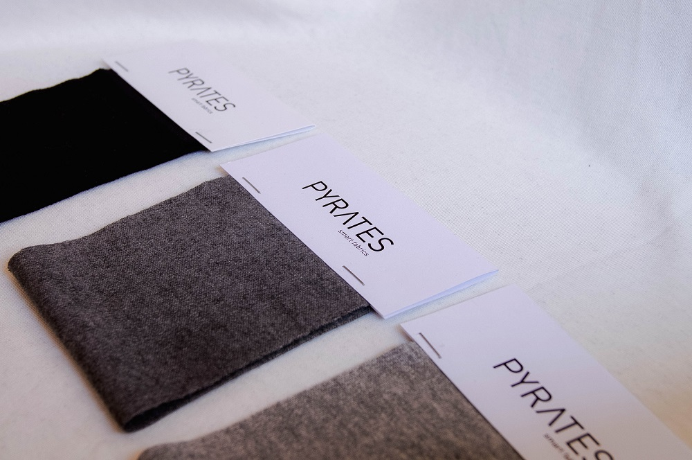 Asics Corp. has taken an equity stake in Pyrates Smart Fabrics, a Spanish startup maker of advanced and responsible fabrics.