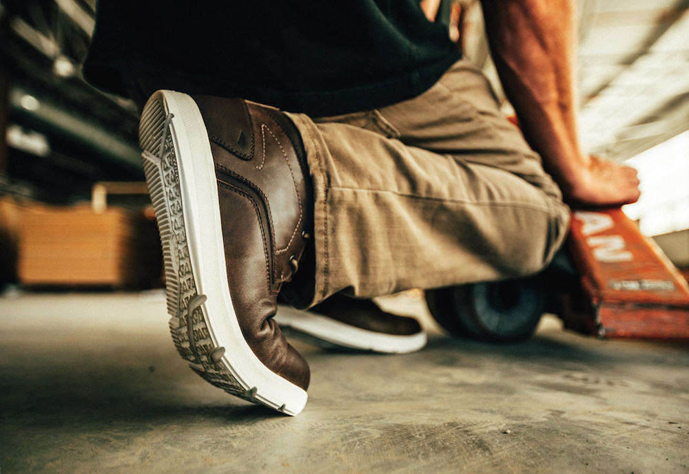 The Zero-G Lite collection will be Red Wing's lightest work shoe line yet, thanks to the brand's Ultra-Lite Sole technology.shoe collection yet