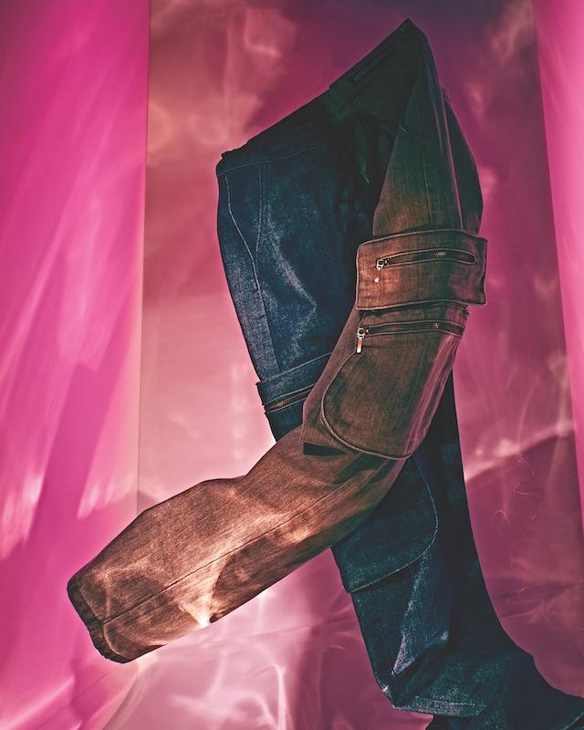 Artistic Fabric & Garment Industries jeans
