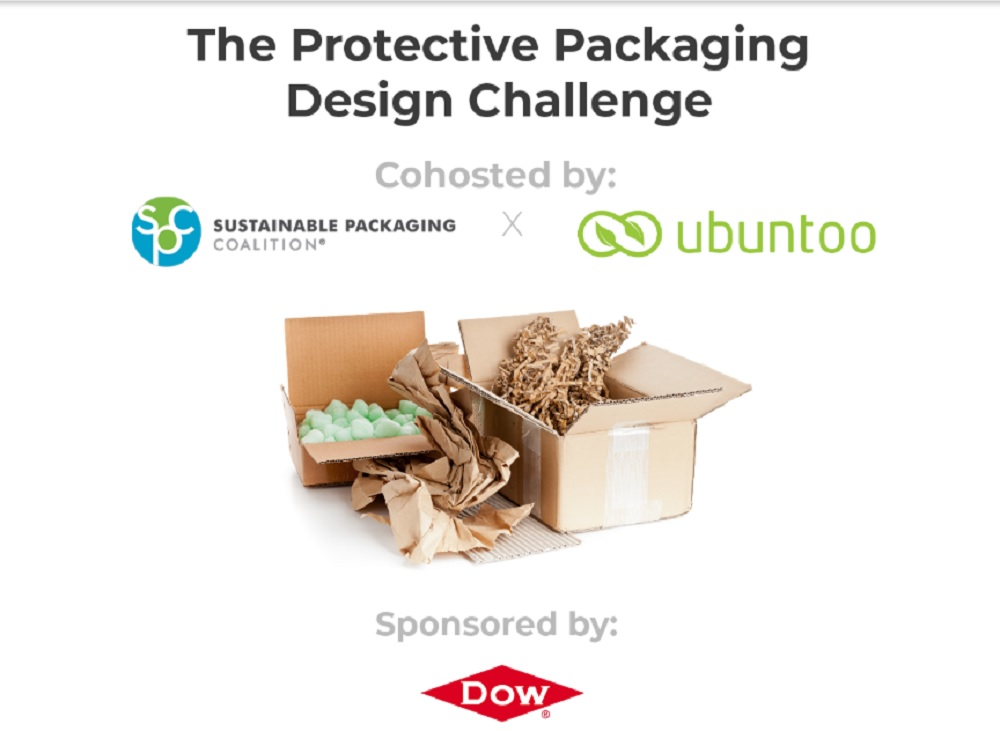 The Sustainable Packaging Coalition launched the Protective Packaging Design Challenge to find sustainable protective packaging solutions.