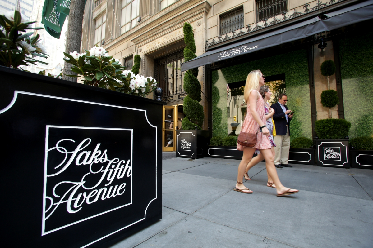 Why does Hudson's Bay say a $1.45 billion take-private deal makes sense? An immediate cash deal provides certainty regarding share price.