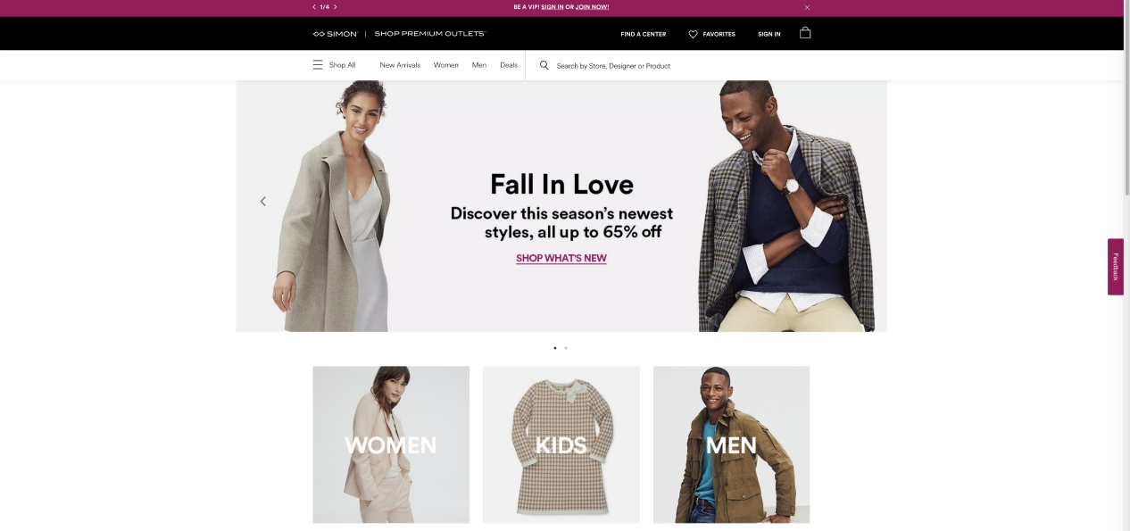 Simon Partners With Rue La La/Gilt For Online Premium Outlet Venture