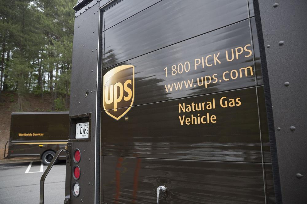 UPS Natural Gas