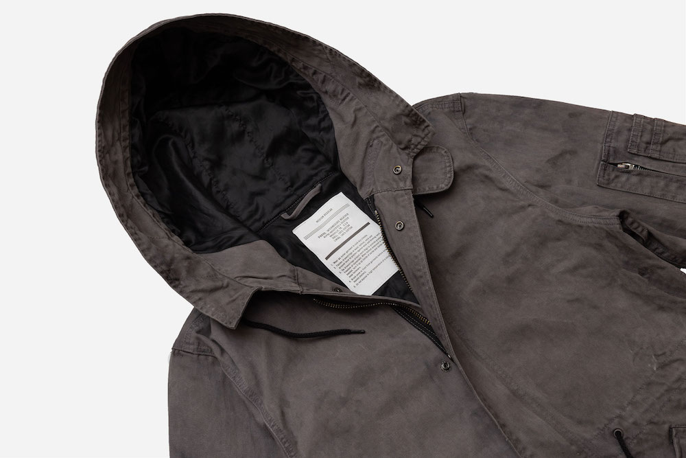 Alpha Industries x 3sixteen Capsule Collection