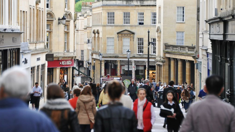 U.K. retail sales data suggests that consumers are holding off on non-essential purchases amidst Brexit uncertainty.