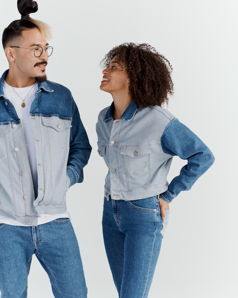 "Amazon's four-day ""Destination Denim"" fashion festival brings technology, music and culture to the denim shopping experience."