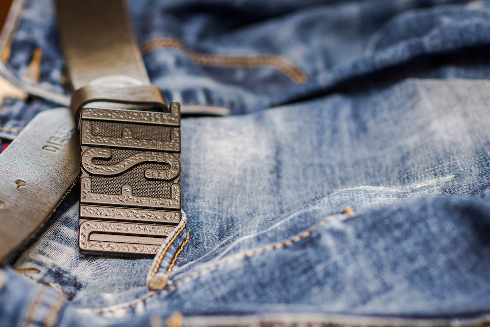 Italian denim brand Diesel shows signs of success after turbulent times and brushes with bankruptcy.