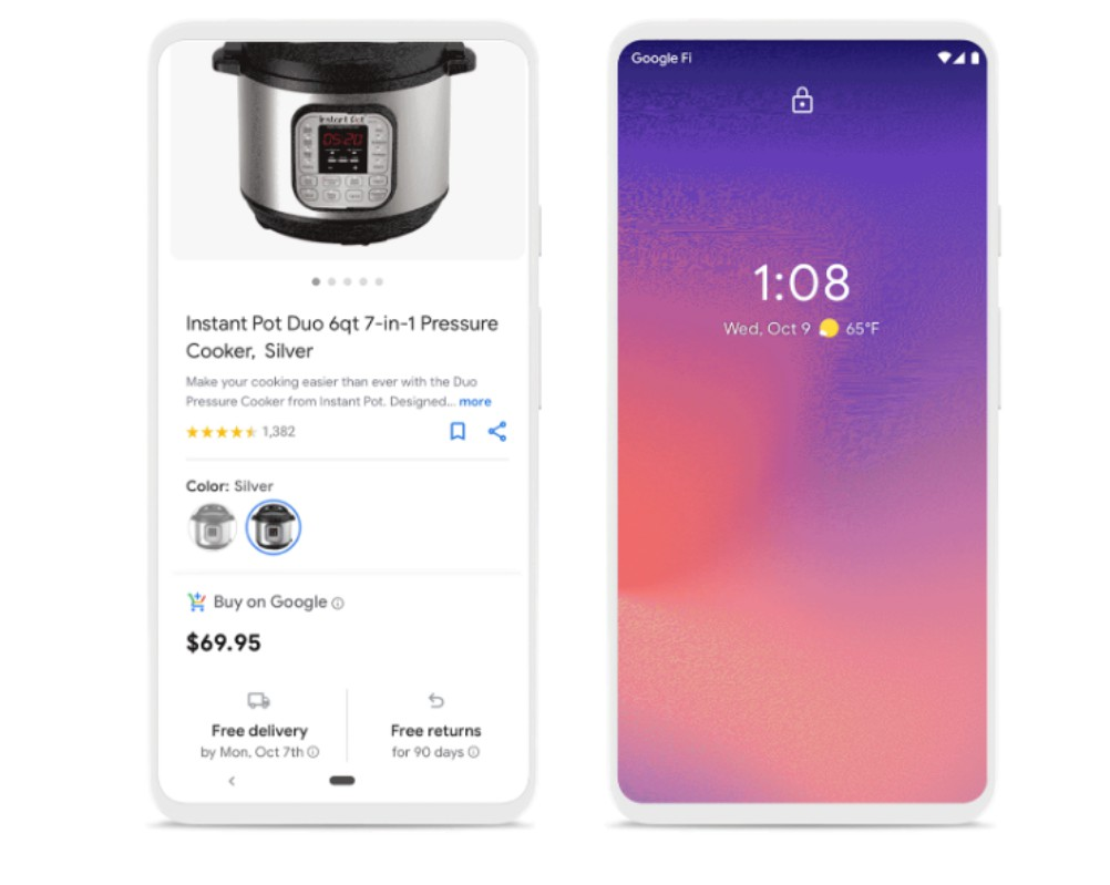 Google Shopping rolled out new features last week that personalize product recommendations and allow shoppers to search local stores.
