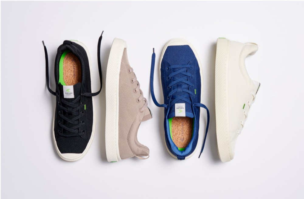 Cariuma has launched the Ibi, an ultra-sustainable sneaker made from bamboo and sugarcane.
