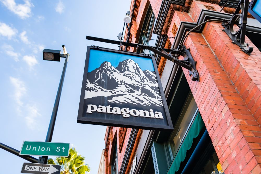 """Patagonia intends to take more carbon out of the atmosphere than it puts in, even """"as our company grows,"""" it said of supply chain plans."""