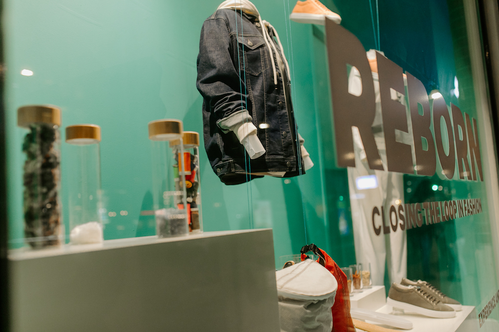 "Last week, Fashion for Good launched ""Reborn,"" a new exhibit that examines circular fashion and footwear."