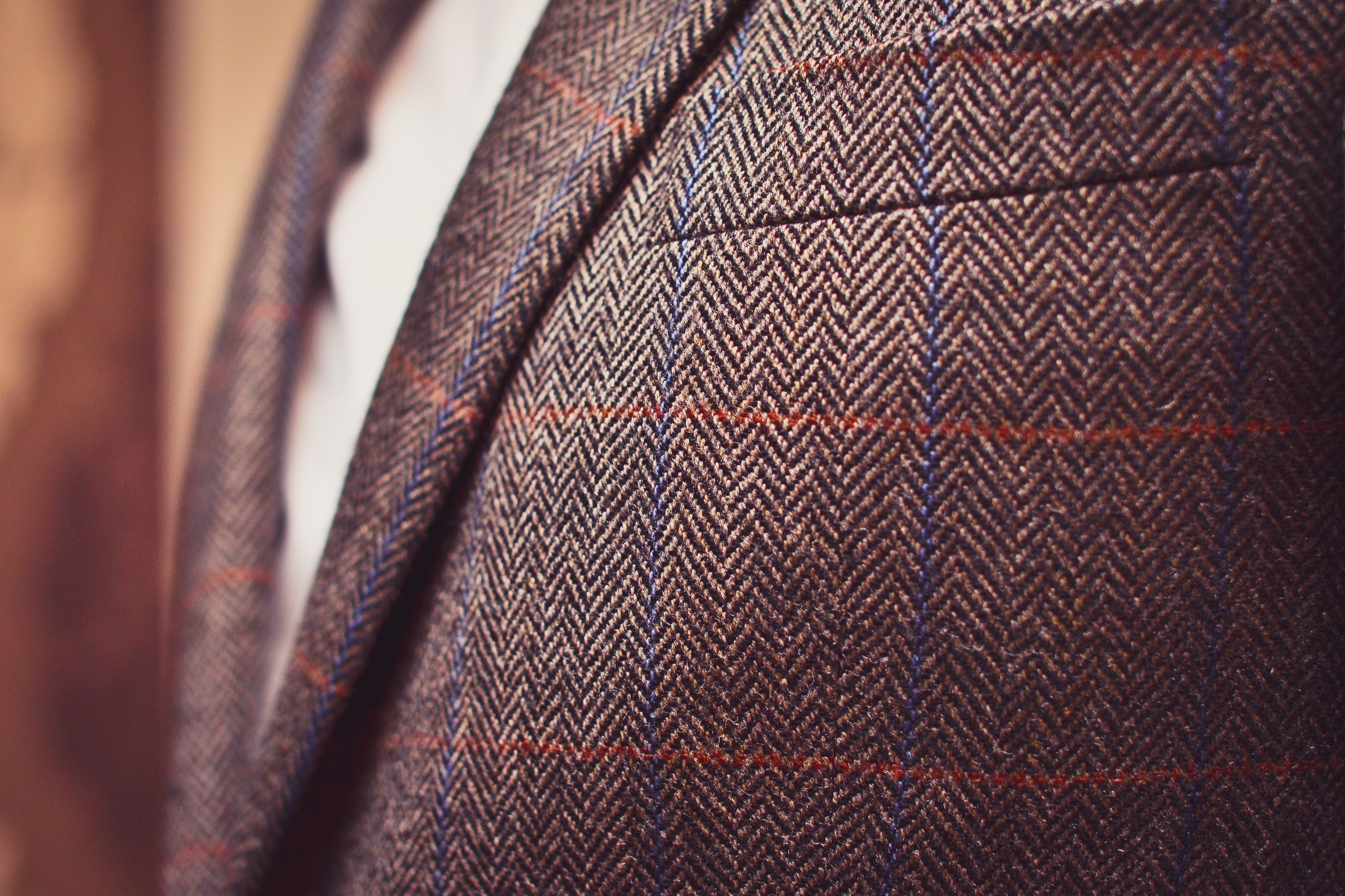 The US will put new tariffs on EU goods including wool suits.