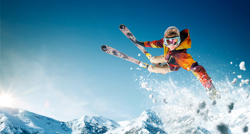 FESI reports positive sales numbers for ski apparel in Europe.