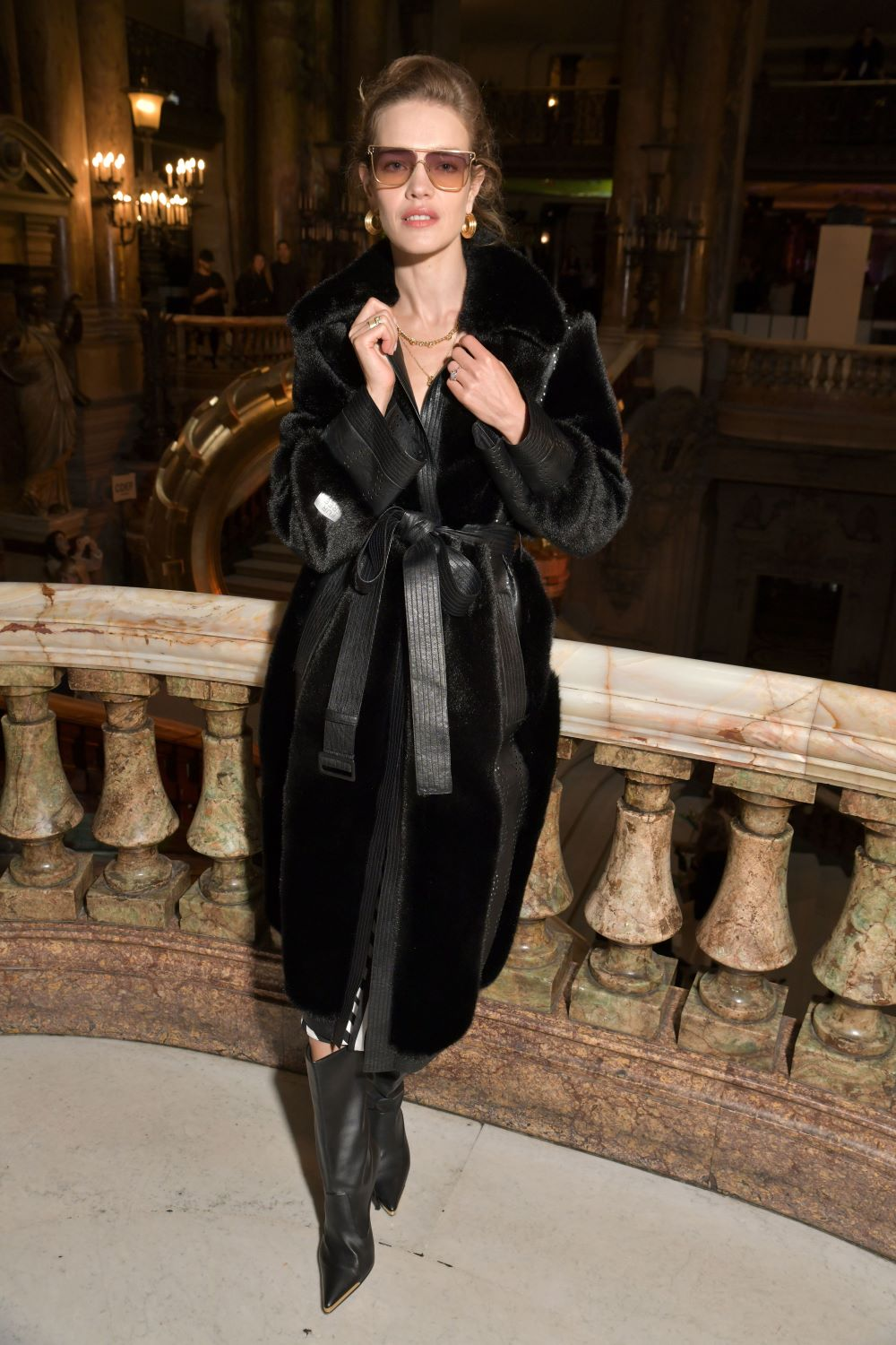 Stella McCartney, the ethical luxury fashion brand, debuted a coat trimmed with Ecopel bio-based faux fur at Paris Fashion Week last month.