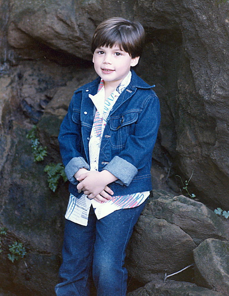 Jason Peskin, brand director of men's fashion at Informa, takes a look back at his childhood in denim.