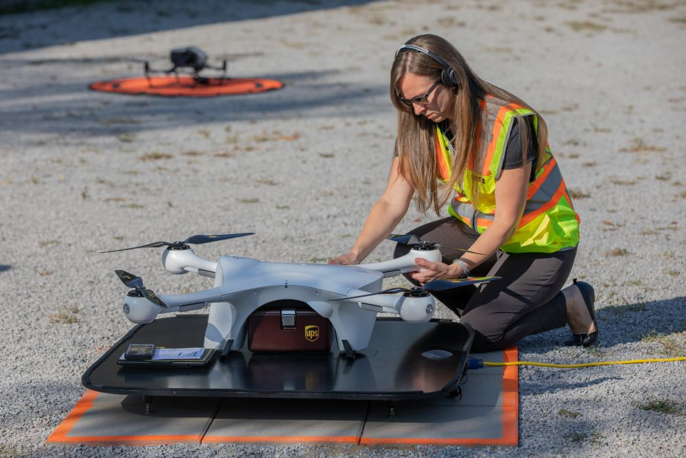 Between drone test flights and a push into electric vehicles, UPS is striving to stay ahead of rapacious new rival Amazon, GlobalData said.