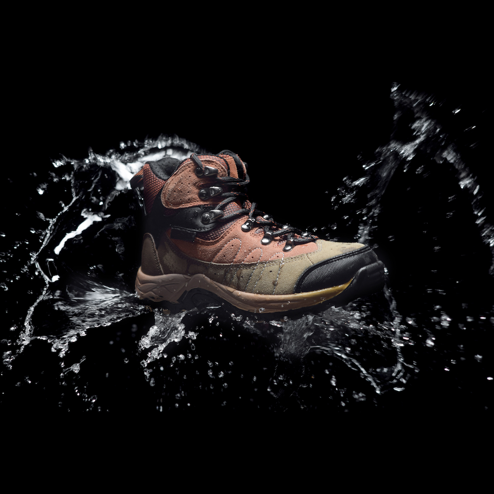 waterproof footwear is on the rise as versatility becomes ever more important